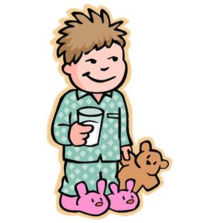 Pajamas clip art free clipart images wikiclipart