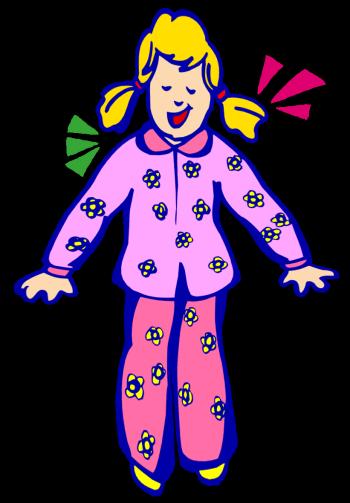 Pajamas Clip Art Free