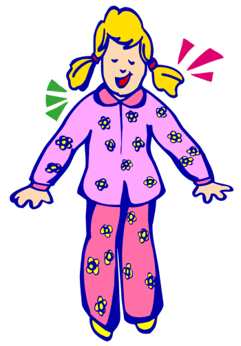 Pajamas Clip Art Free u0026middot; «