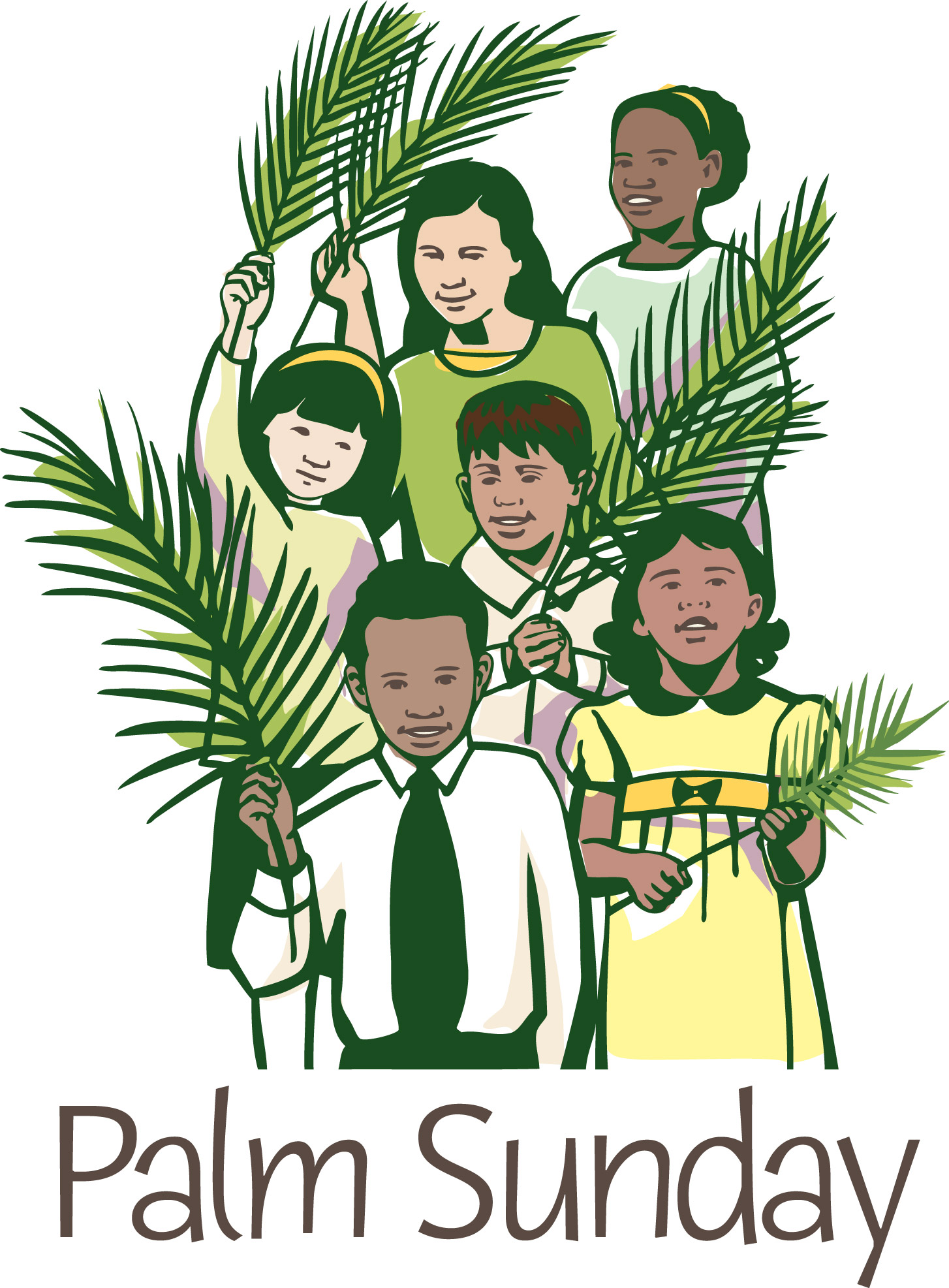 Palm Sunday Pictures 2014 Clip .