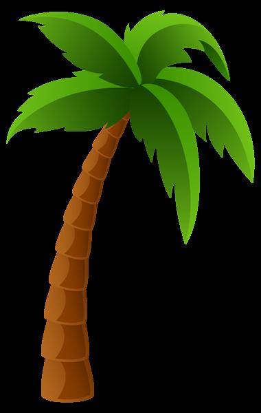Palm tree art tropical palm trees clip 2 clipart
