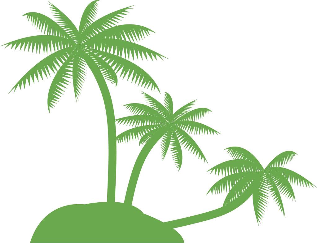Palm Tree Clipart Beach Clip Art Palm Tree Hd In 93172 Jpg