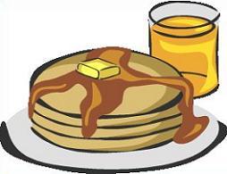 Pancake breakfast - Free Breakfast Clipart