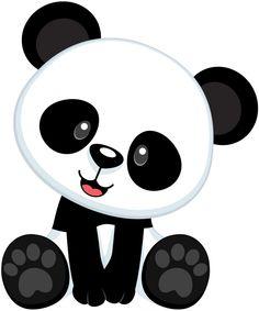 Panda on pandas panda bears and cute panda clip art