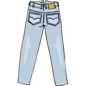 Pant Clip Art