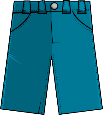 Pants Free Clipart