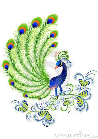 Papaya Clipart · Free Peacock .