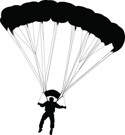 ... Parachute Clip Art, Vector Images u0026amp; Illustrations ...
