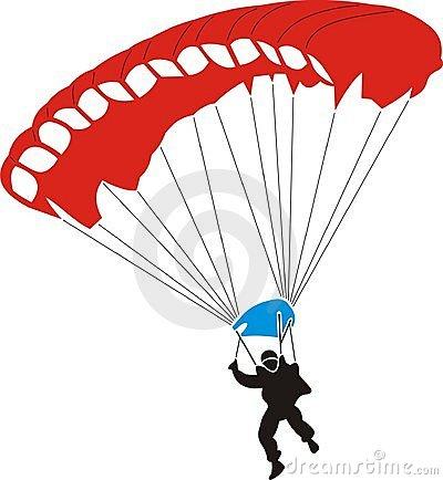 Parachute Royalty Free Stock Photography Image 7351957