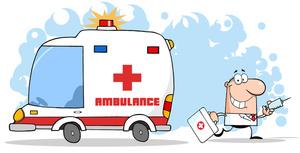 Paramedic Clipart Image