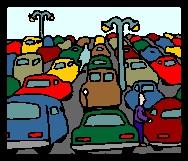 Parking Lot Clipart 40295   NANOZINE
