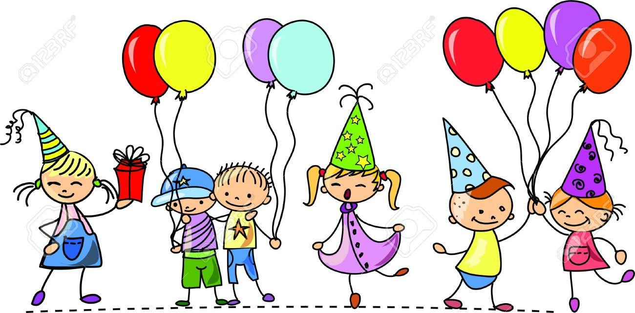 Party Clipart-Clipartlook.com-1300