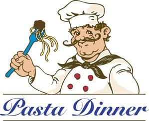 Pasta Dinner Fundraiser Clip Art