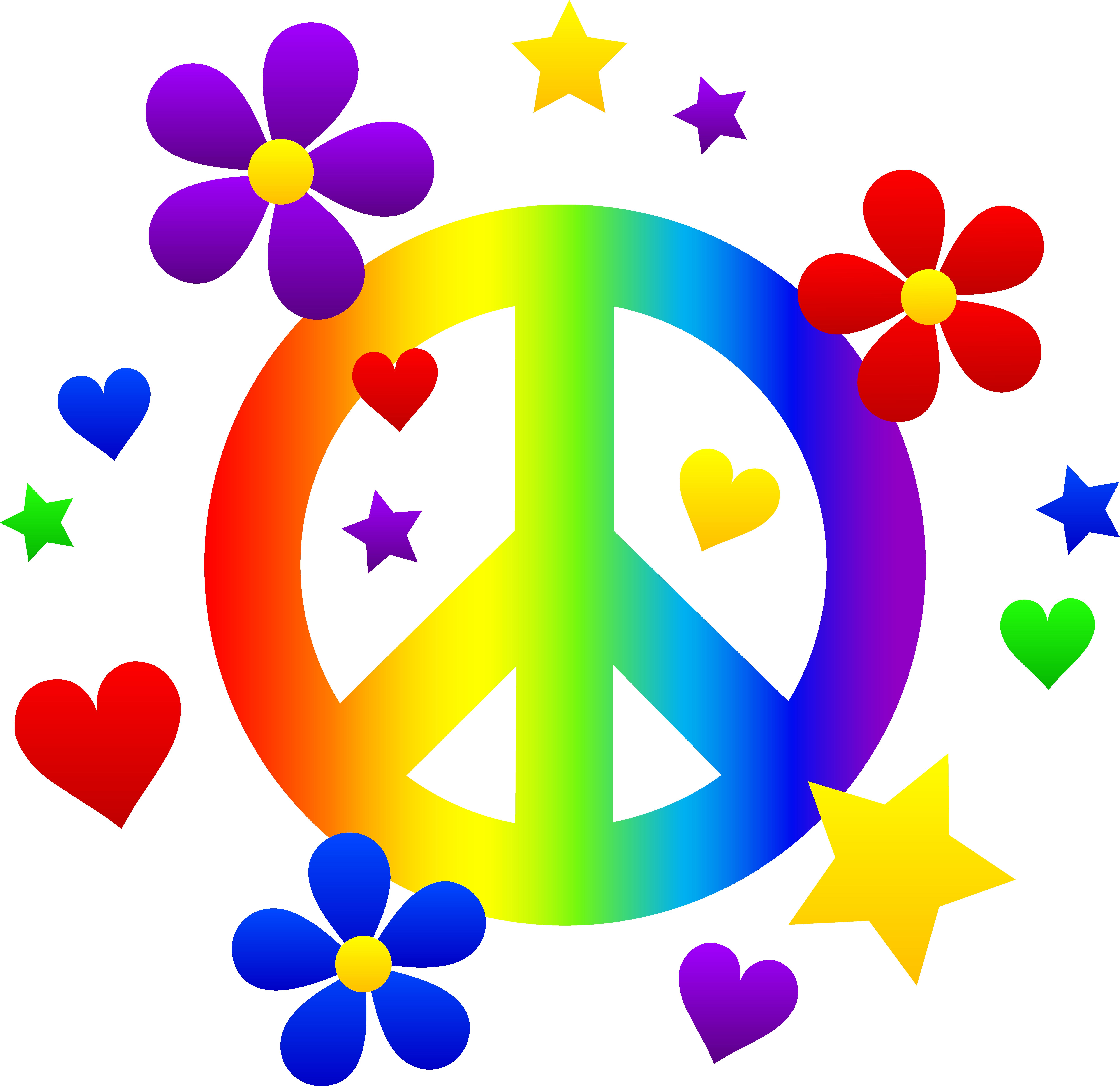 Clipart Peace Clipart
