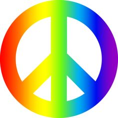 Http://sweetclipart Hdclipartall.com/rainbow-peace-sign-1299 This