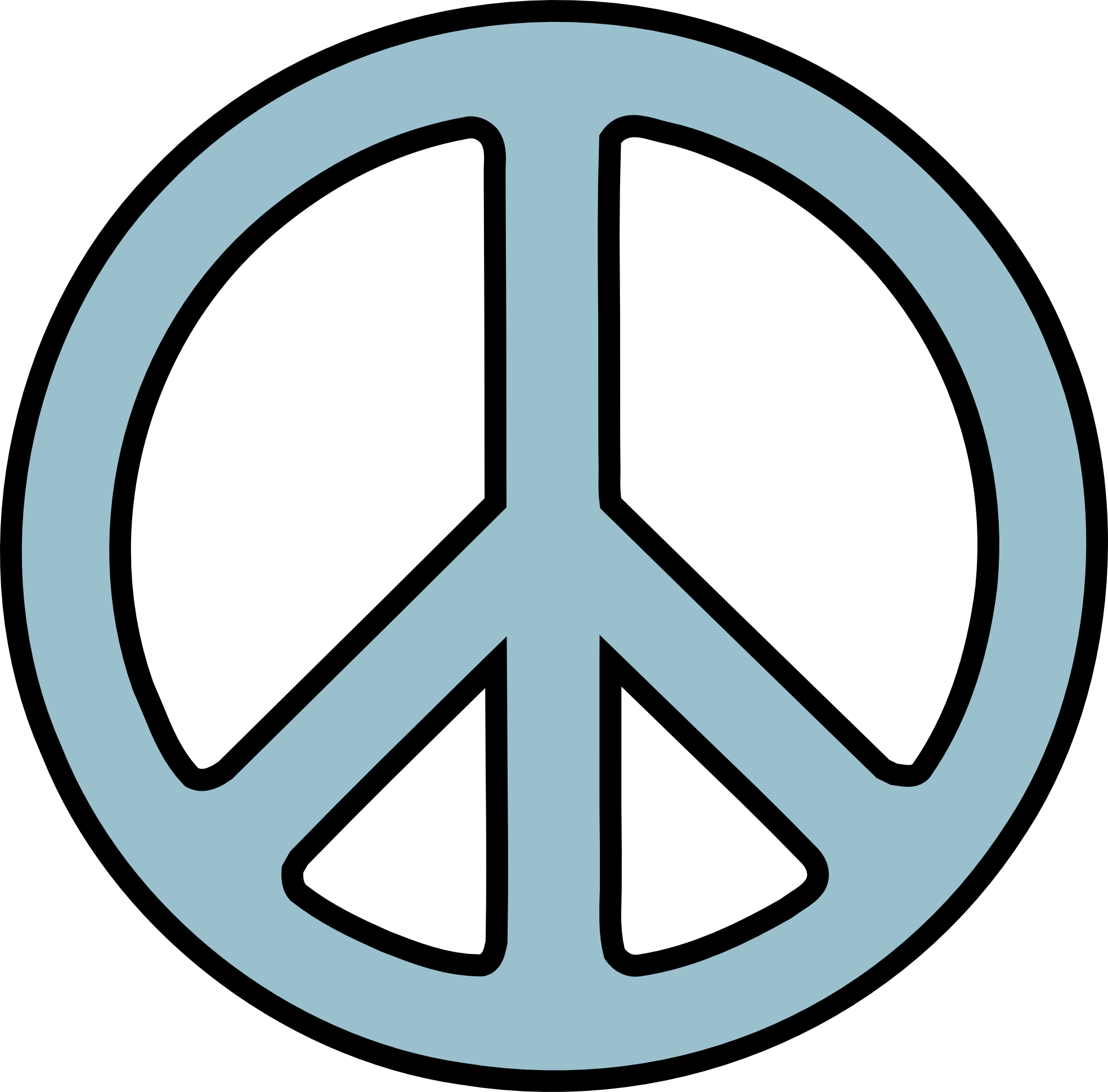 Peace Signs Clip Art Free Clipart Images