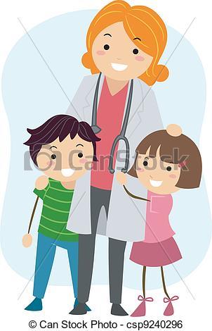 Pediatrician - csp9240296