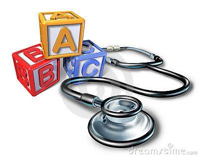Pediatrics and pediatrician clipart