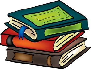 Pencil and book clipart free .