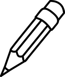 Pencil Clip Art
