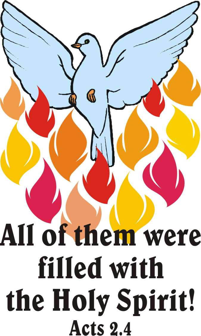 Pentecost Clip Art And Free .