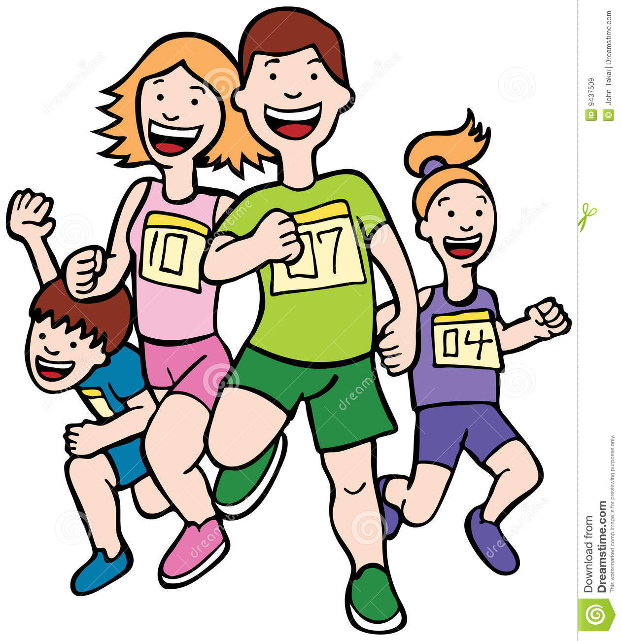 People Running Clipart Clipart Panda Free Clipart Images