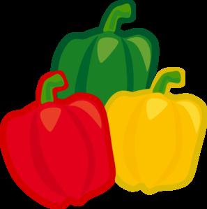 Pepper Clip Art