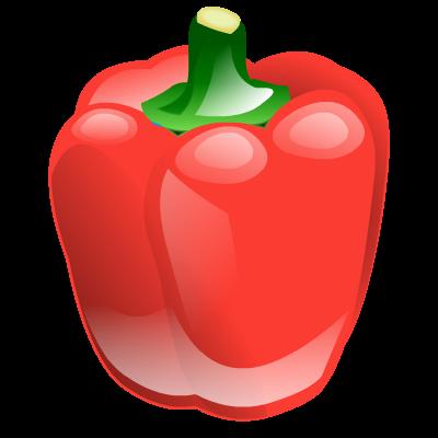 Pepper clipart Vegetable clip art