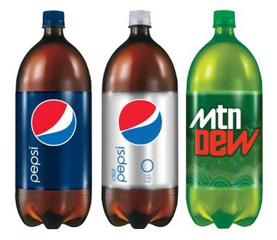 pepsi 2 liter bottle clipart