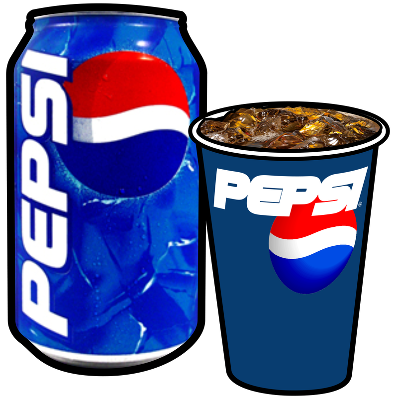 Pepsi Clipart Cup Straw #6