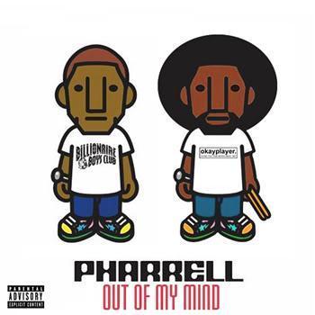 Creamsicle. Pharrell Williams
