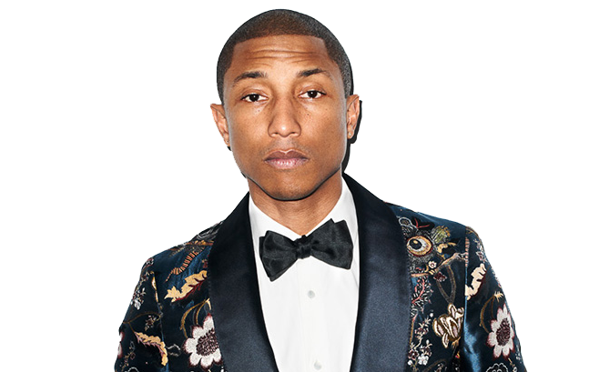 Download PNG image - Pharrell Williams Png Clipart 554