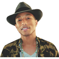 Pharrell Williams Png File PNG Image