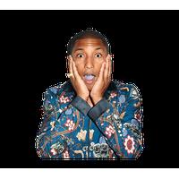 Pharrell Williams Transparent PNG Image