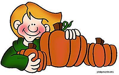Phillip Martinu0026#39;s Thanksgiving Clip Art