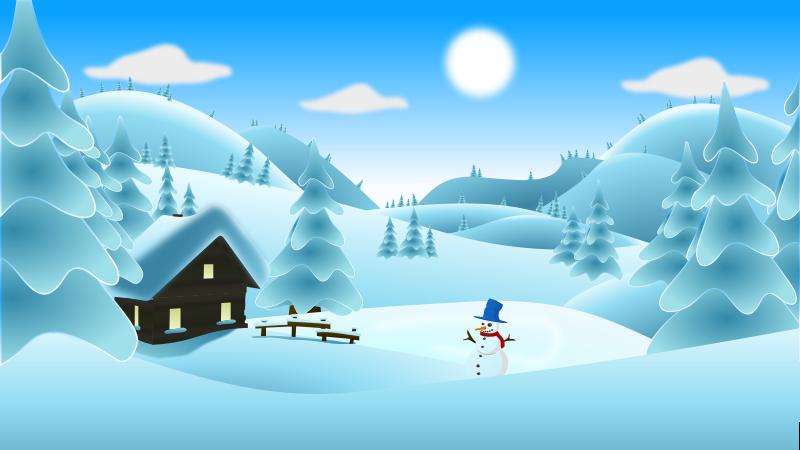 Photo winter clip art pictures images