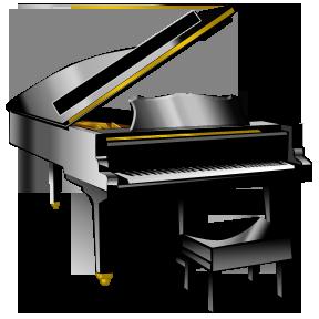 Pianist Clipart Piano Clipart