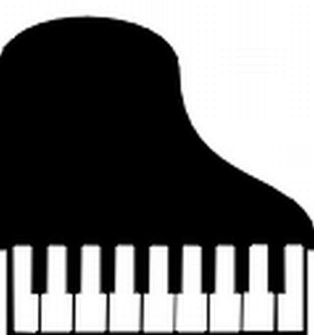 Piano Keys Clip Art