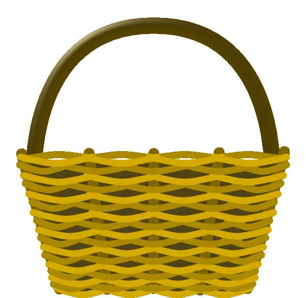 Picnic Basket Clip Art At Clker Com Vector Clip Art Online Royalty