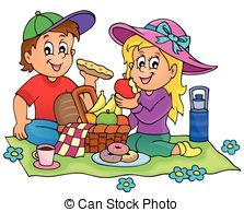 . hdclipartall.com Picnic theme image 1 - eps10 vector illustration.