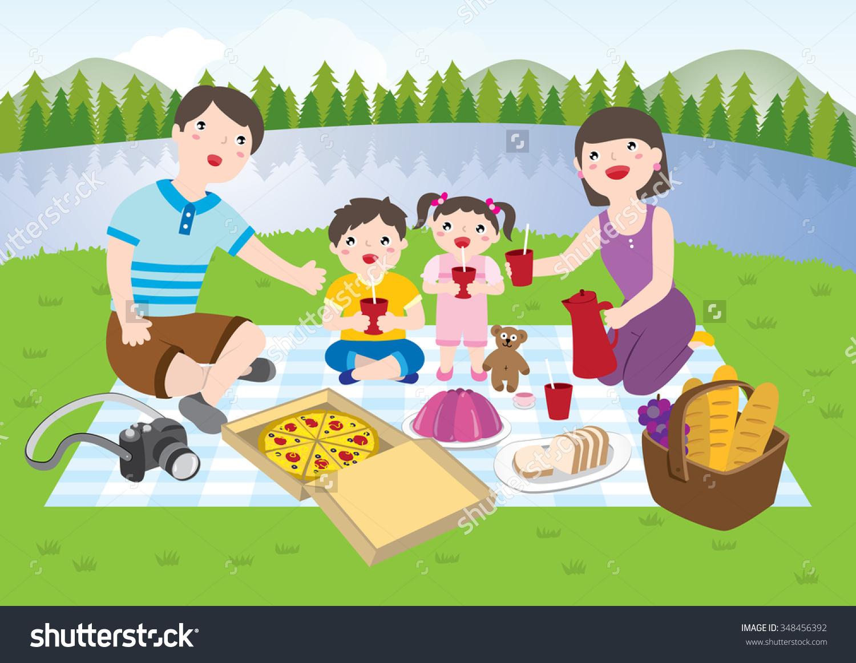 Playground clipart picnic #7