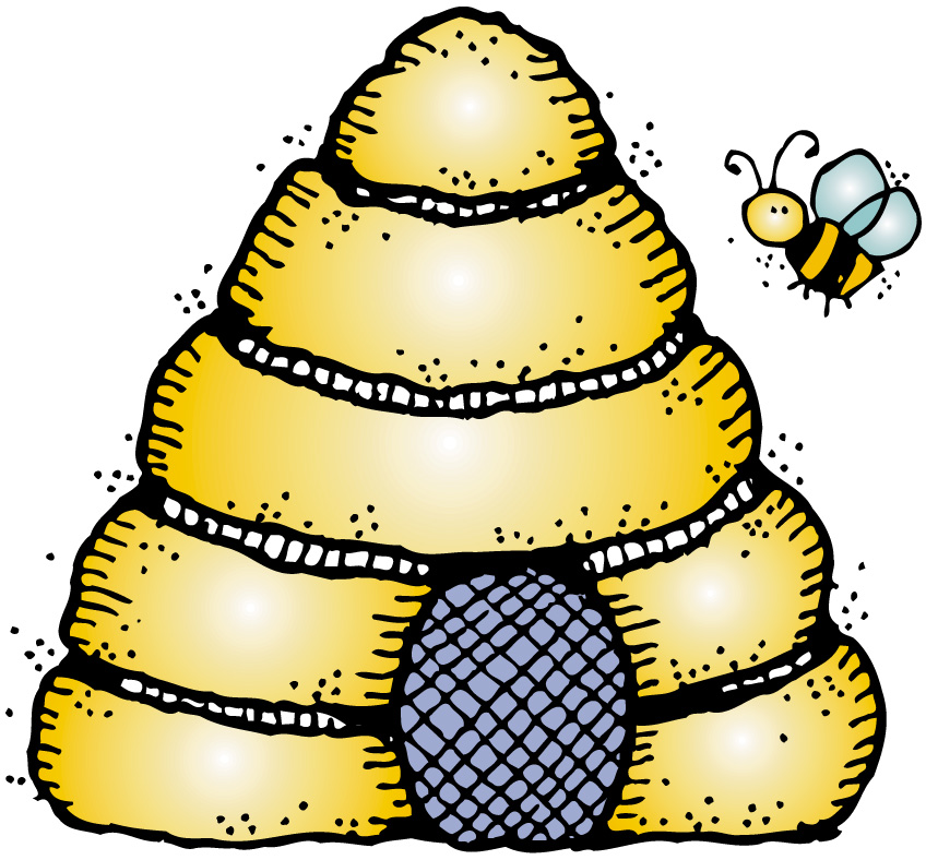 Picture Of Bee Hive Clipart Best