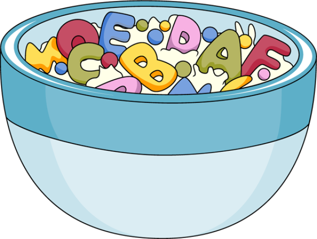 Pictures Flake Cereal In A Bowl Of Milk Clip Art Clipart Http Www