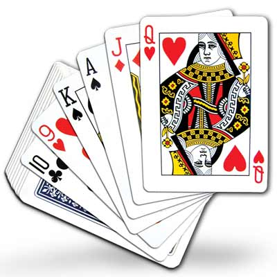 Pictures Of Deck Of Cards Clipart Best