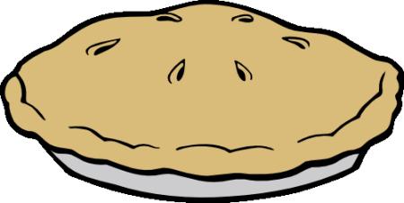 Pie clip art pictures free clipart images 5