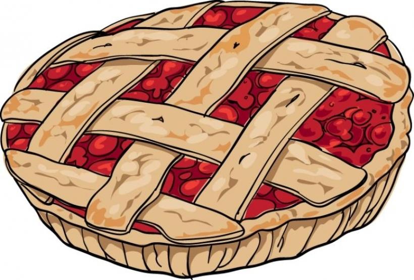 Pie clipart 2