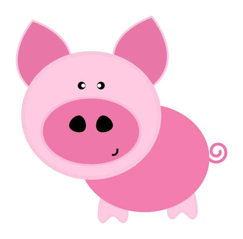 Pig Clip Art Images Free For .