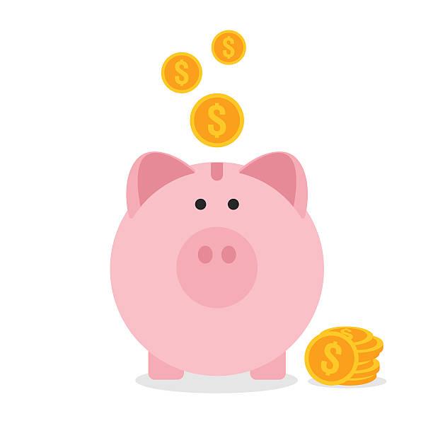 Piggy bank saving bank clipart explore pictures