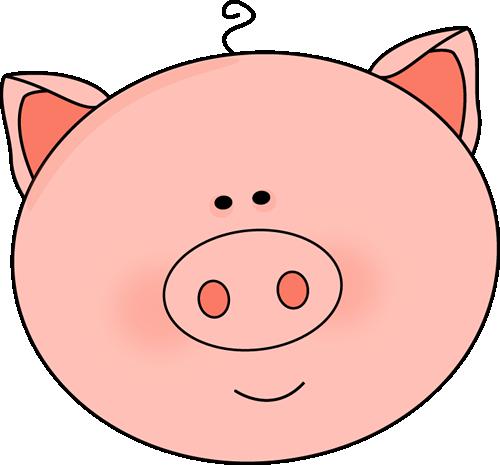 Piggy Clipart - Getbellhop