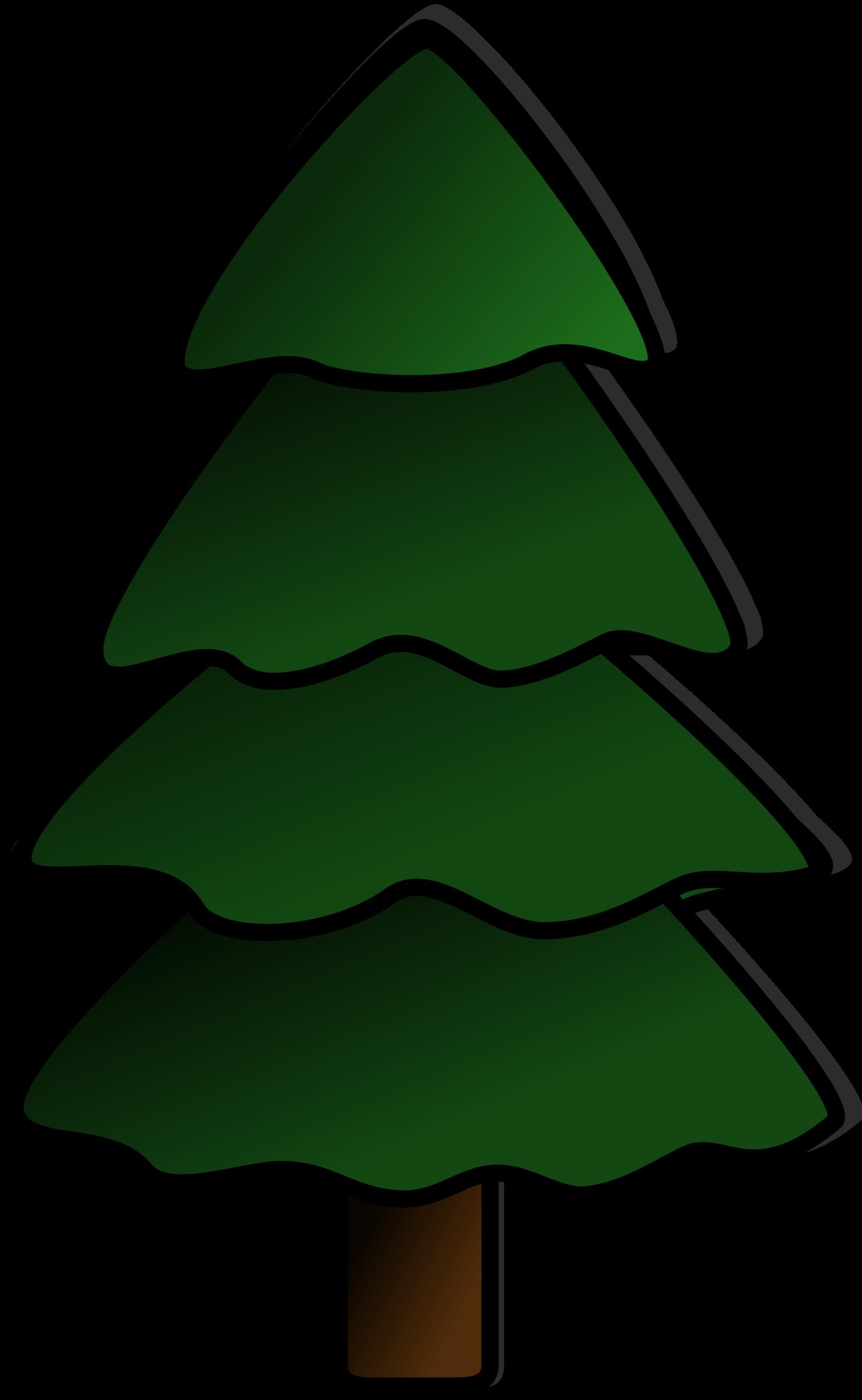 ... Pine Tree Clipart - clipartall ...